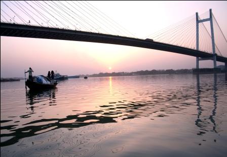 Kolkata princep ghat
